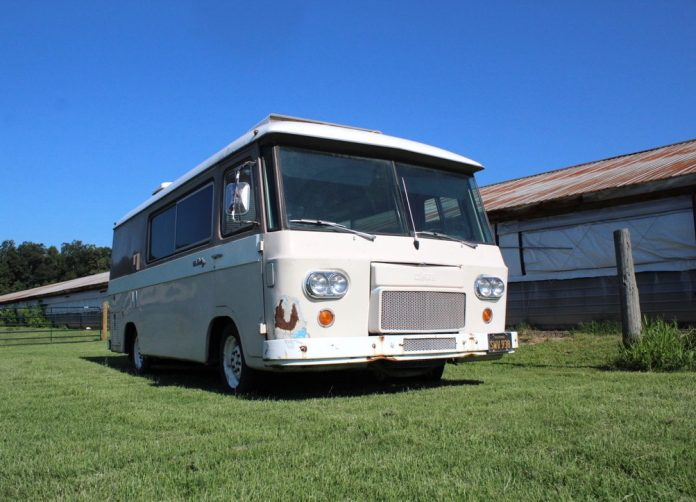 OUR FIRST HOME PURCHASE: A 1965 CLARK CORTEZ | Vanlife ...